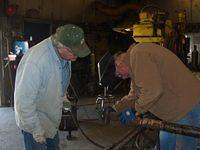 Bob & Fred fitting pipe