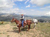 Charlie Russell Back Country Horsemen